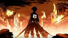 Full 'Attack On Titan Part 1: Crimson Bow and Arrow' Anime Compilation Feature Trailer Arrives