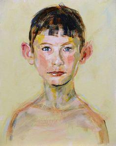Contemporary Portrait by Steve Eichenberger by SteveEichenberger