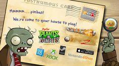 Plants vs. Zombies Pinball llega a la Xbox One - http://games.tecnogaming.com/2015/07/plants-vs-zombies-pinball-llega-a-la-xbox-one/