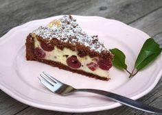 Daj pol na pol mascarpone a tvaroh. Fruit Recipes, Baked Goods, Oreos, Waffles, French Toast, Cheesecake, Deserts, Food And Drink, Sweets