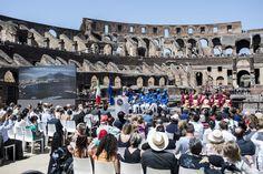 """Concluso restauro Colosseo, Franceschini:""""Bellissima giornata per Roma"""""""