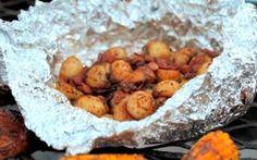 Braai'd Baby Potatoes Recipe by Siba Mtongana