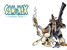 8 Sam And Max HD Wallpapers | Backgrounds - Wallpaper Abyss