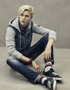 """Vera's Big Gay Blog: Lucky Blue Smith: """"How Dare You Be ..."""