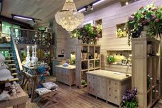 Boutique Store Layout Designs | Fiori flower boutique by Studio Belenko Kiev 02 Fiori flower boutique ...