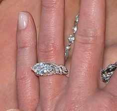 Portia de rossi wedding ring cost