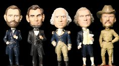 Presidents Day 2014 (+playlist), which president/national park will get your head bobbing