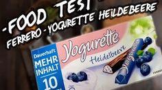 Ferrero - Yogurette Heidelbeere Taste REVIEW #heidelbeere #schokolade #milch #ferrero #süßigkeit #deutsch #german #foodreview #food #foodblog