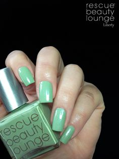 Fashion Polish: Rescue Beauty Lounge Bloggers' 2.0 // Liberty. NEED.
