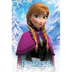 Disney FrozenDisney Frozen Anna Poster - 61x 91cm£3.99each