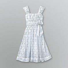 another possible flower girl dress with the brown boots :)