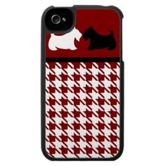 Scottish Terrier iPhone Cases- there are MANY cute ones on this site!!!!