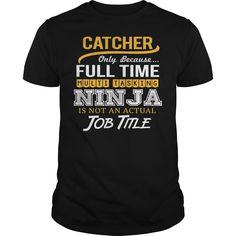 (Top Tshirt Deals) Awesome Tee For Catcher [Tshirt design] Hoodies, Funny Tee Shirts