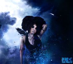 The Jade Element Cover - Photoshop - Creattica