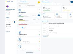Turkcell Bulut designed by Cihan. Connect with them on Dribbble; Peterborough, Saint Charles, San Luis Obispo, Show And Tell, Ui Design, Marina Del Rey, User Interface Design