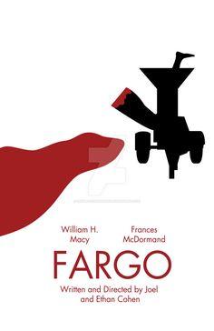 'Fargo' Minimalist by imisplacedmypants