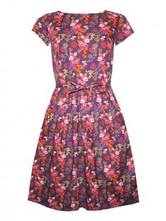 Insanely cute Bambi dress by Run & Fly from www.thunderegg.co.uk A must-have for any lover of all things kitsch! <3