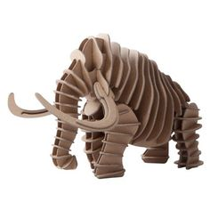 3D Puzzles Mammoth