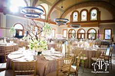 Ashton Depot Wedding - Gorgeous setting!