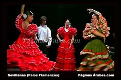 Flamenco: Las Sevillanas - (+ Videos) - paginasarabes