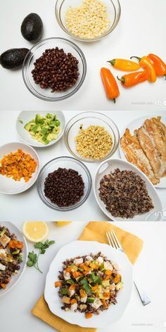 This Pin was discovered by Autumn Peterson. Discover (and save!) your own Pins on Pinterest.   See more about fish taco bowls, taco bowls and fish tacos.