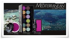 Sleek MakeUP Mediterranean Collection Summer 2011