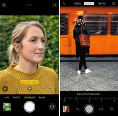 What is the best camera app for iPhone? Discover the top four iPhone camera apps. And let us help you choose the best one for your needs! Camera Apps, Iphone Camera, Best Camera, Camera Photography, Iphone Photography, Photo Portrait, Exposure Compensation, Best Portraits, Natural Light