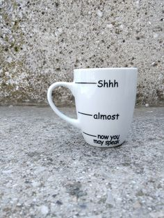 Not a morning person? Morning Person, Mugs, Coffee, Tableware, Kaffee, Dinnerware, Tumblers, Tablewares, Cup Of Coffee