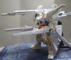 Custom Build: MG 1/100 HFA-78-3 HEAVY ARMED FULLARMOR GUNDAM 7TH - Gundam Kits Collection News and Reviews
