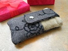 iPhone 4s sleeveiphone coveriphone by IUptownChic on Etsy, $19.95