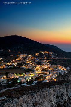 Folegandros Island Sunset, Greece