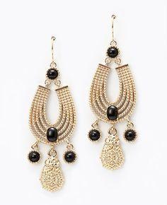 Pergola Filigree Earrings