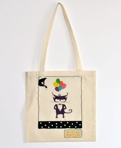 motanov and balloons tote bag Short Stories, Buy Now, Totes, Balloons, Reusable Tote Bags, Magazine, My Style, Stuff To Buy, Globes
