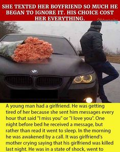 She Texted Her Boyfriend So Much He Began To Ignore It. His Choice Cost Her Everything. Cop Jokes, Cops Humor, Wife Jokes, Short Stories To Read, Stories That Will Make You Cry, Cute Boyfriend Texts, Boyfriend Quotes, Ignore Me Quotes, Nice Quotes