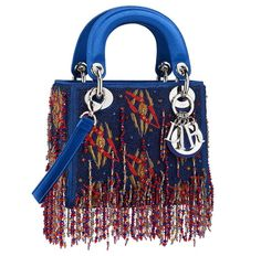 Twenty-four-year-old artist artist Jamilla Okubo discussed creating a Lady Dior bag as part of the label's artist collaboration. Cheap Purses, Cute Purses, Purses And Bags, Best Handbags, Chanel Handbags, Dior Bags, Christian Dior, Luxury Purses, Luxury Bags