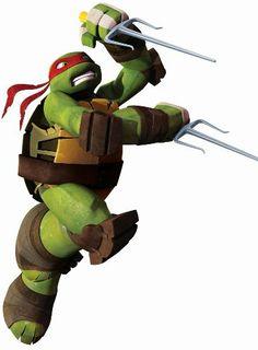 RoomMates RMK2251GM Teenage Mutant Ninja Turtles Ralph Peel and Stick Giant Wall Decals
