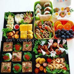 2014年運動会お弁当 Bento And Co, Bento Box Lunch, Cute Food, I Love Food, Food To Go, Food And Drink, Food Hub, Food Crush, Weird Food