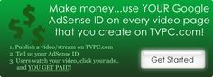 TVPC.com. Watch and Chat Live. Create your own live broadcast channel