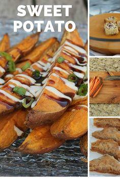 3 Creative Ways to Make Sweet Potatoes