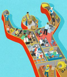 John Holcroft. Well being in the work place. TUC. 2013