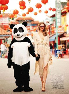 Harper's Bazaar US took Magdalena Frackowiak as their Model in March 2011 editorial shoot by Terry Richardson and styled by Mel Ottenberg Magdalena in this shoot wearing Roberto Cavalli, Fendi and Donna Karan in Chic Easy Pieces. Terry Richardson Photos, Terry Richardson Photography, David Lachapelle, Patrick Demarchelier, Annie Leibovitz, Mario Testino, Steven Meisel, Fashion Shoot, Editorial Fashion