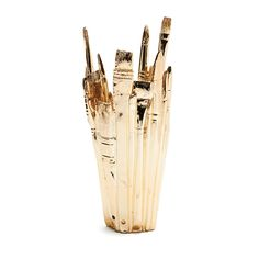 reality paint brush vase