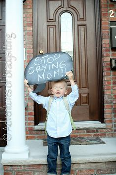 First Day of School Pictures - Page 2 of 2 - Princess Pinky Girl 1st Day Of School Pictures, School Photos, First Day Of School, Pre School, Back To School, Pre K Graduation, Preschool Graduation, Grad Pics, Graduation Pictures