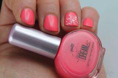Zimtschnute | Beauty & Kosmetik Blog: p2 Metal Reflection, Crisp+Color & Just Dream Like Polishes