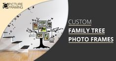 Buy range of custom made family tree photo frames online in the occasion of Christmas sale. Custom Photo Frames, Personalized Photo Frames, Family Photo Frames, Picture Frames Online, Christmas Sale, Range, Crafts, Personalized Picture Frames, Personalized Picture Frames