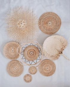 Home Interior Cocina .Home Interior Cocina Baskets On Wall, Woven Baskets, Decorative Wall Baskets, Bohemian Wall Decor, Coastal Decor, Rattan Basket, Basket Decoration, Reno, Handmade Home