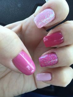 P!NK! Nails, Beauty, Beautiful, Finger Nails, Ongles, Beauty Illustration, Nail, Nail Manicure