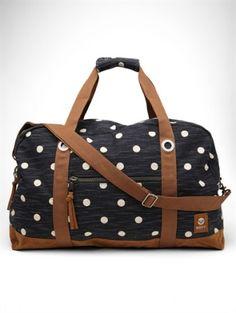 Wander Around Duffle Roxy, Cute Bags, Travel Bags, Duffle Bag Travel,  Weekender d58fbdc843