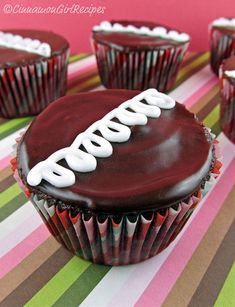 Homemade Hostess Cupcakes - MUST make these for his 18th  and put his prank of crunchy pretzels inside.  Feeling a little buggy are ya? lol