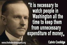 """Get a FREE copy of """"The Autobiography of Calvin Coolidge"""" by Calvin Coolidge - http://www.thefederalistpapers.org/?p=11167"""